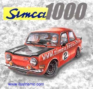 Pagina principal de www.simca1000.com